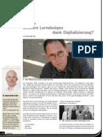 Stoller-Schai 2019 - Bessere Lerndesigns dank Digitalisierung