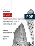 JLL_Sunshine_Commercial Feasibility Sec 94_Final Presentation