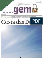 Suplemento Viagem - Estado de S.Paulo - Costa das Dunas 20101012