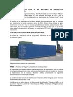 Portugal Exportó Casi 10 Mil Millones de Productos Agroalimentarios