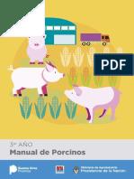 Manual de Producción Porcina 3° Año
