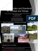 Trinidad Building Codes and Standards in Trinidad and Tobago