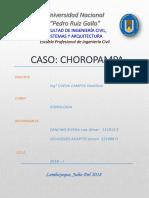 CASO CHOROPAMPA