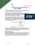 AN650 -Max038.pdf