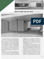 Mies Hogar y Arquitectura 26