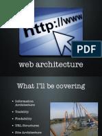 Web Usability & SEO Site Architecture