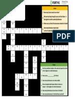 F9 Crossword