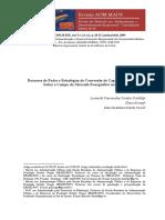 Recursos de Poder - Mercado Fonográfico no Brasil