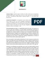 Analisis Fallo Las Mañanitas