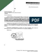Solicitud de Instalar una COMISARIA DE CAMPOY DISTRITO DE SAN JUAN DE LURIGANCHO LIMA PERU
