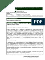 Competencia, Partes, Prueba 2 Def. 1s 15 Preguntas