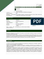 - Guía Docente de Práctica Procesal Civil 2015-16 1S Def