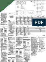 Operating Instructions DT50 de en Fr Pt Da It Nl Es Zh IM0030290