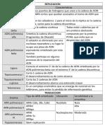 Enzimas replicacion y traduccion.doc
