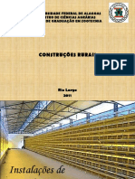 instalação e construção de galpoes para codornas