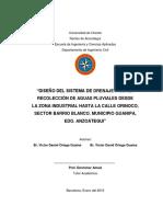 Anteproyecto Ortega & Ortega