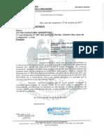 REMITE INFORME SOBRE MONTO RECAUDADO POR COMERCIO AMBULATORIO DESDE EL AÑO 2007  EN LA MUNICIPALIDAD DISTRITAL DE SAN JUAN DE LURIGANCHO