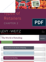 Chapter 2 Types of Retailer