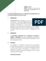 Demanda OSINERGMIN - Fuerza Mayor (ROEDOR) RESOLUCON N° 254-2010 (9)