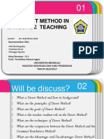 Ppt Direct Method