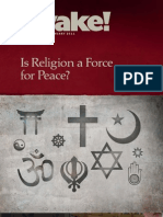 Is Religion a Force for Peace