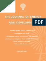 """Renewable Energy, Fossil Fuels, and Economic Development"