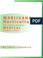 Marijuana Horticulture - The Indoor-Outdoor Medical Growers Bible