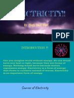electricity slide show