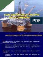 ANALISIS DE REGISTROS DE CEMENTACIÓN