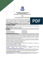 EditalSelecaoMestrado2009_1