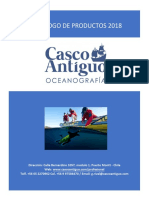 Catalogo 2018 Casco Antiguo