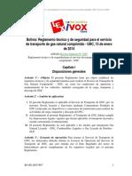 Bolivia Reglamento técnico y de seguridad para el servicio.pdf
