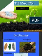 Fertilizantes Unidad 5