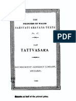 32TattvaSaraOfRakhaladasaNyayaratna-HariharaSastri1930sbt