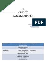 Sobre el Crédito Documentario