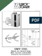 Leroy Somer UMV3301