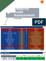 Capacity Assessment Template
