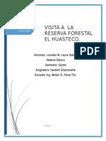 Visita Al HUASTECO