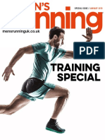 Men's Running UK - Special Issue - January 2019