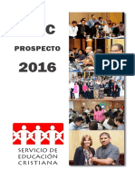 Prospecto SEC 2016