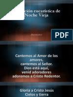 Adoración eucarística de Noche Vieja.pptx