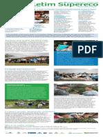 Boletim Supereco - Projeto Tecendo as Águas - 3ª edição