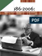 1986-2006-Apuntes a Dos Decadas de Periodismo Bajo Presion