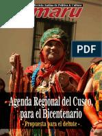 AGENDA REGIONAL DEL CUSCO PARA EL BICENTENARIO