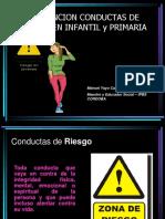 Diapositivas Seminario Prevencion de Conductas de Riesgo