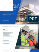 Autodesk Preconstruction eBook v6 Es Mx