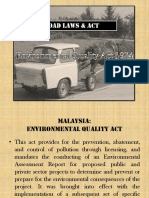 Topic 1-Addition Note-Environmental Quality Act 1974 (Eia)