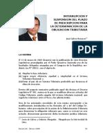 INTERRUPCION YS SUSPENSION DEL PLAZO DE PRESCRIPCION.pdf