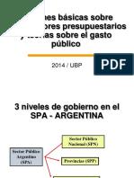 1. FP Clase Gasto Publico MCA