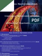 13. Ateroscleroza. Hipertensiunea Arterială